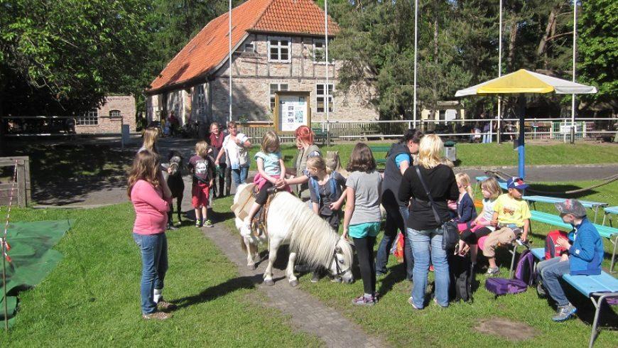 Kindertag im Zoo Stralsund