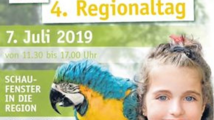 50. Zoofest & 4. Regionaltag